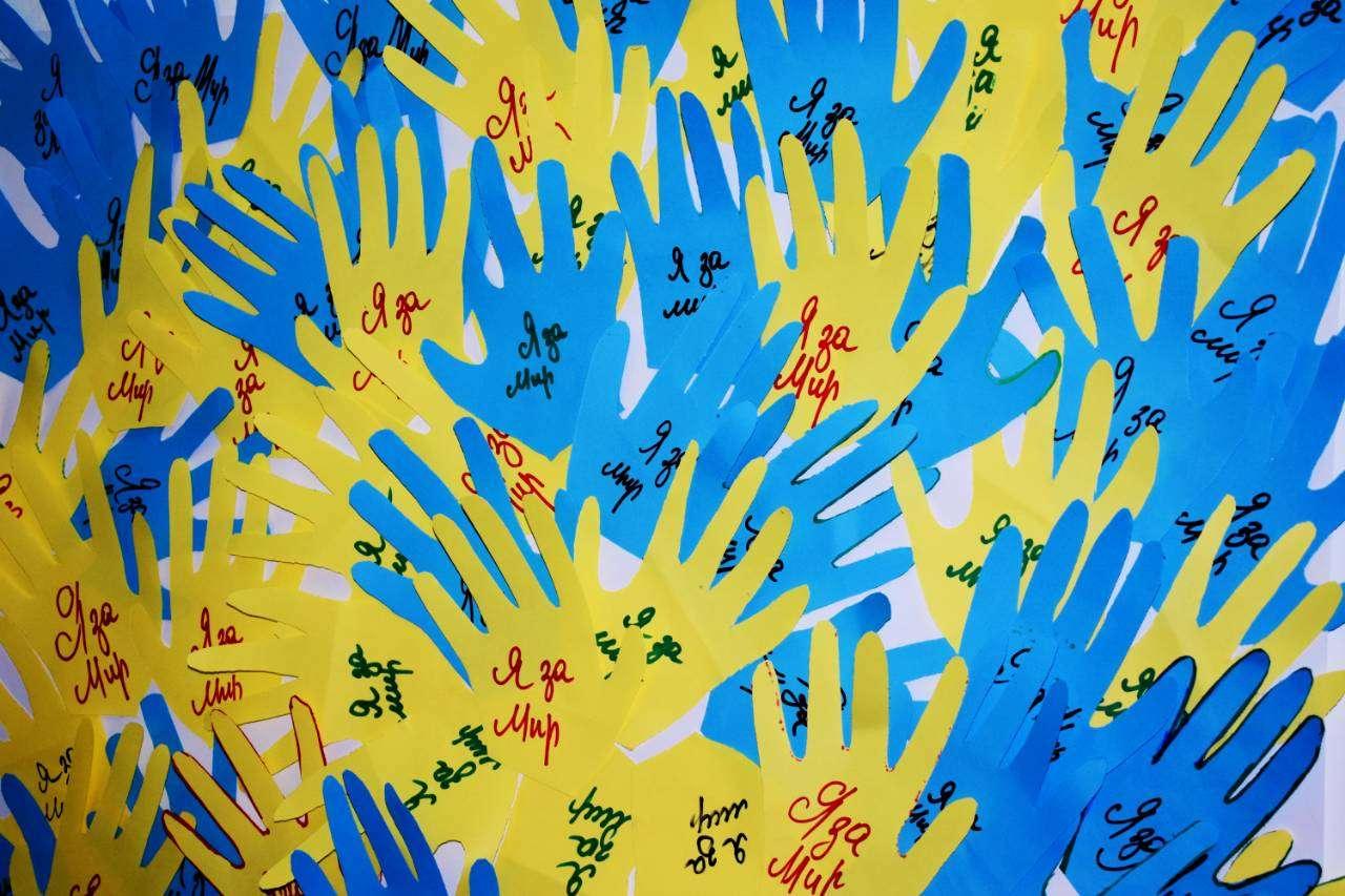 Акція до Міжнародного Дня миру | Факультет соціальної та психологічної  освіти